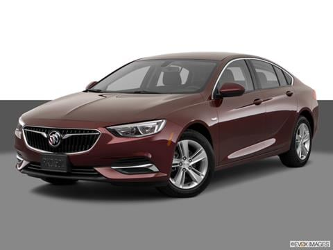 2018 Buick Regal Sportback Pricing Ratings Reviews Kelley