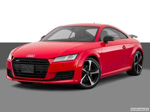 Audi Tt Pricing Ratings Reviews Kelley Blue Book