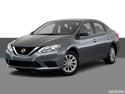 2018 Nissan Sentra Pricing Ratings Amp Reviews Kelley Blue Book