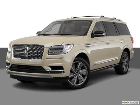 2019 Lincoln Navigator Pricing Ratings Reviews Kelley Blue Book