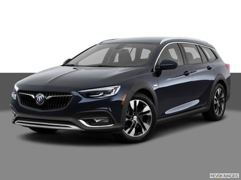2018 Buick Regal Tourx Pricing Ratings Reviews Kelley Blue Book