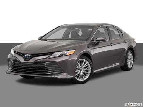 2018 Toyota Camry Hybrid Pricing Ratings Reviews Kelley Blue