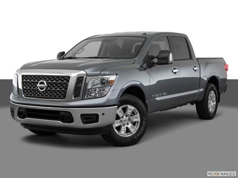 Nissan Titan Crew Cab Pricing Ratings Reviews Kelley Blue Book