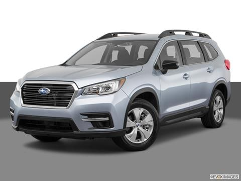 2019 subaru ascent pricing ratings reviews kelley blue book