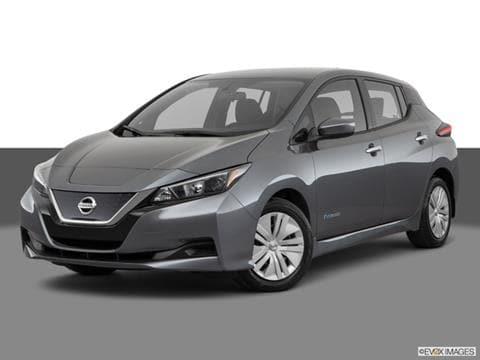 Nissan Leaf Pricing Ratings Reviews Kelley Blue Book
