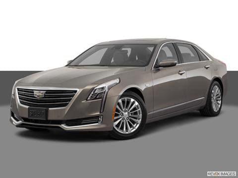 2018 Cadillac Ct6 Pricing Ratings Reviews Kelley Blue Book