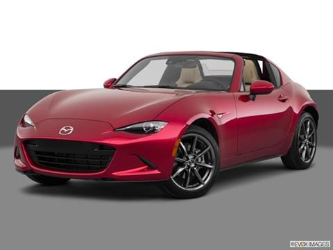 2018 mazda mx 5 miata rf pricing ratings reviews kelley blue book. Black Bedroom Furniture Sets. Home Design Ideas