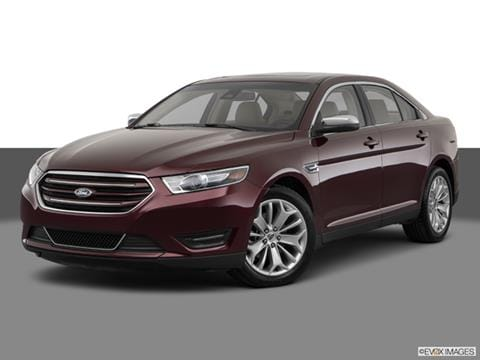 2018 Ford Taurus 4-door Limited  Sedan Front angle medium view photo