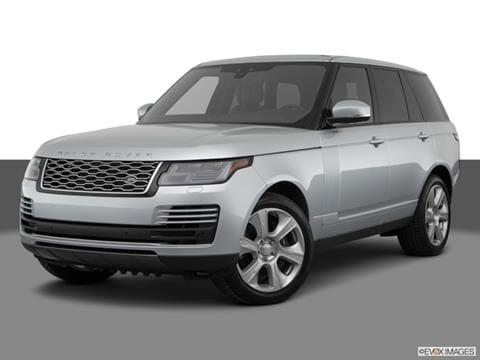 2018 Land Rover Range 19 Mpg Combined