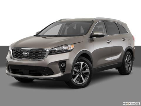 2019 Kia Sorento Pricing Ratings Reviews Kelley Blue Book