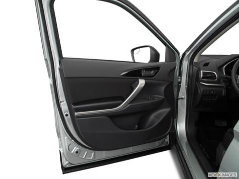 2018 mitsubishi eclipse cross Interior
