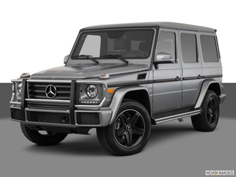 2018 Mercedes Benz G Cl