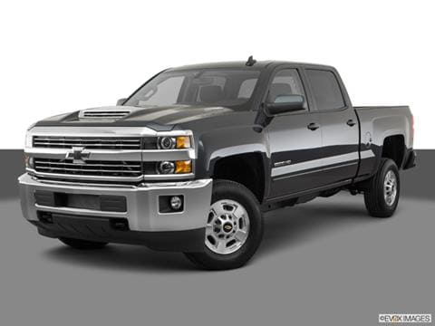 2019 Chevrolet Silverado 2500 Hd Crew Cab Pricing Ratings