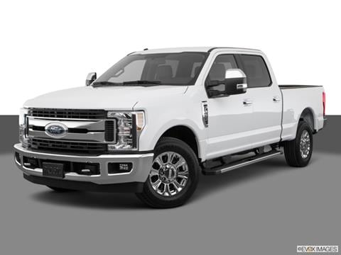 2019 Ford F250 Super Duty Crew Cab