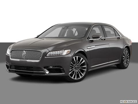 Lincoln Continental Pricing Ratings Reviews Kelley Blue Book