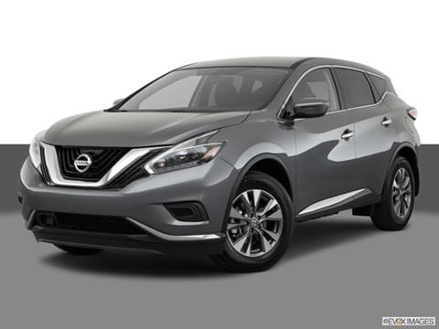 2018 Nissan Murano Pricing Ratings Reviews Kelley Blue Book