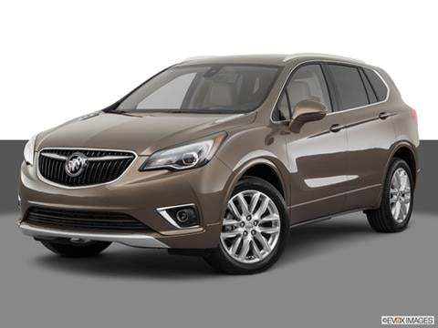 2019 Buick Envision Pricing Ratings Reviews Kelley Blue Book