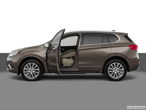2019 buick envision Exterior