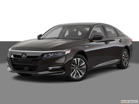 2019 Honda Accord Hybrid 48 Mpg Combined