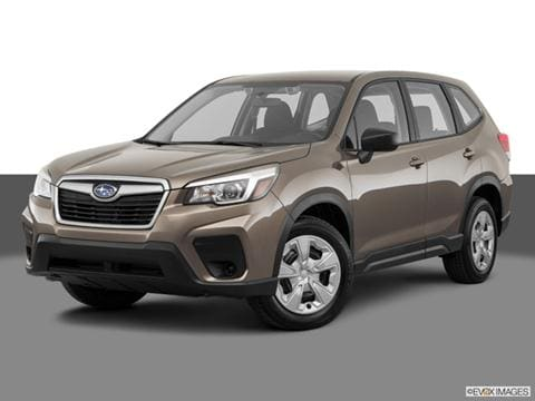 2019 Subaru Forester Pricing Ratings Reviews Kelley Blue Book