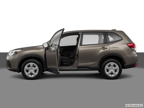 2019 Subaru Forester Pricing Ratings Reviews Kelley Blue Book