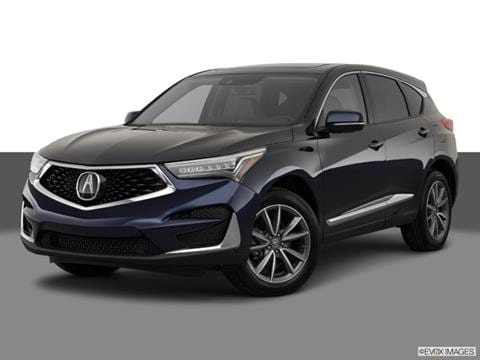 2019 Acura Rdx Pricing Ratings Reviews Kelley Blue Book