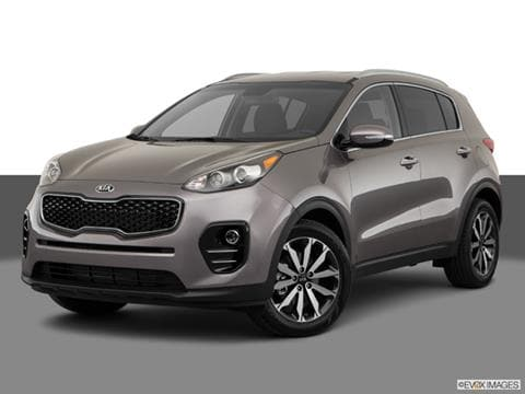 2019 Kia Sportage Pricing Ratings Reviews Kelley Blue Book
