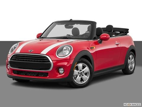 Used Mini Cooper Convertible >> Mini Convertible Pricing Ratings Reviews Kelley Blue Book