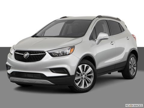 2019 Buick Encore Pricing Ratings Reviews Kelley Blue Book