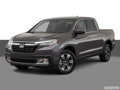 2019 Honda Ridgeline Pricing Ratings Reviews Kelley Blue Book