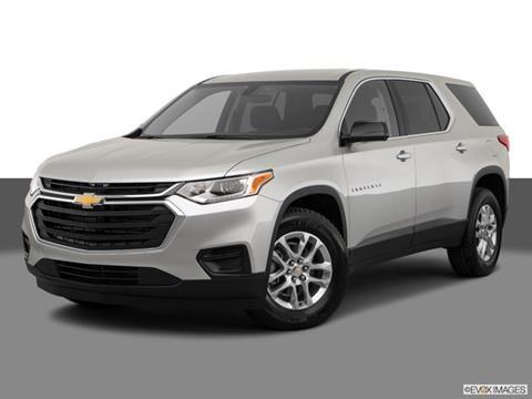 Chevrolet Traverse Pricing Ratings Reviews Kelley Blue Book