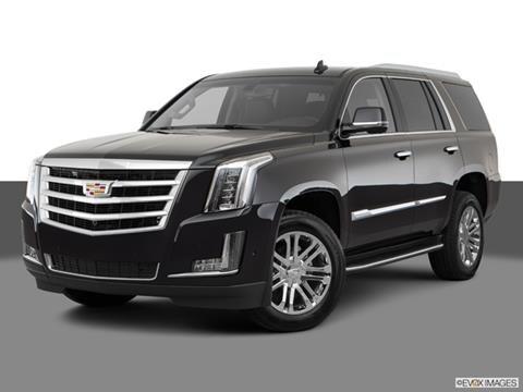 2019 Cadillac Escalade Pricing Ratings Reviews Kelley Blue Book