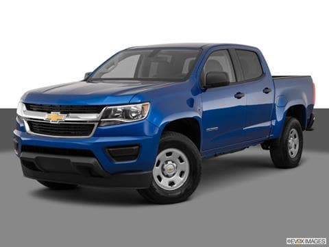 Chevrolet Colorado Crew Cab Pricing Ratings Reviews Kelley