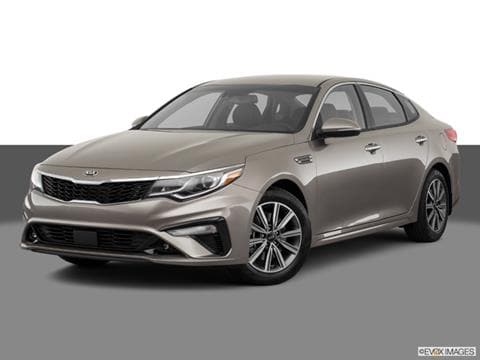2019 Kia Optima 27 Mpg Combined