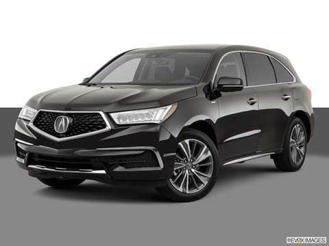 Acura MDX Sport Hybrid Pricing Ratings Reviews Kelley - 2018 acura mdx price