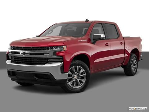 Chevrolet Silverado 1500 Crew Cab Pricing Ratings Reviews