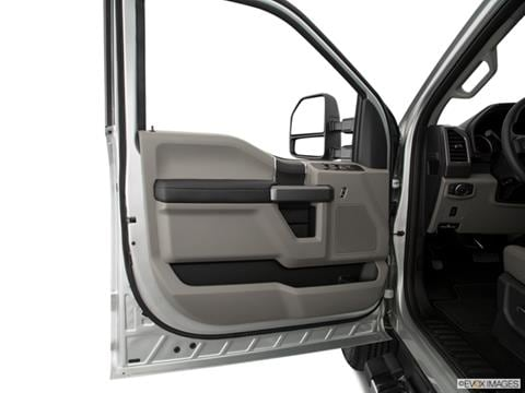 2019 ford f350 super duty crew cab Interior