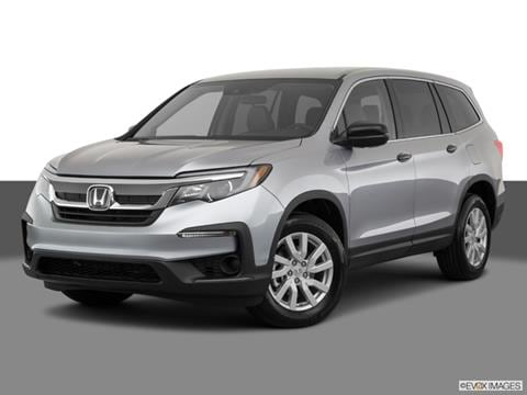 honda pilot pricing ratings reviews kelley blue book. Black Bedroom Furniture Sets. Home Design Ideas