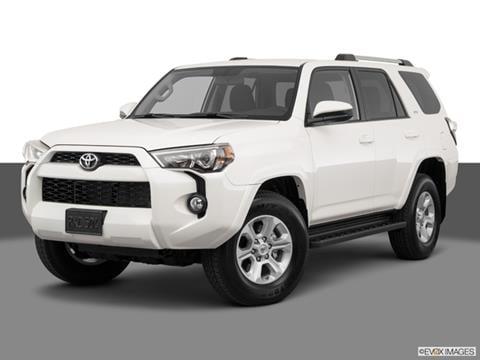 Toyota 4Runner | Pricing, Ratings, Reviews | Kelley Blue Book