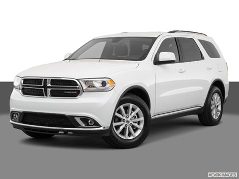 2019 Dodge Durango Pricing Ratings Reviews Kelley Blue Book