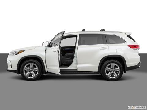 2019 Toyota Highlander Hybrid Pricing Ratings Reviews Kelley