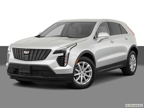 2019 Cadillac Xt4 Pricing Ratings Reviews Kelley Blue Book