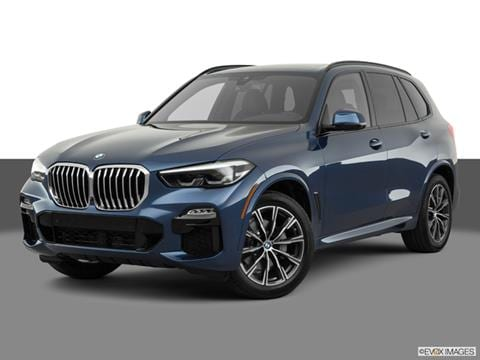 Bmw X5 Pricing Ratings Reviews Kelley Blue Book
