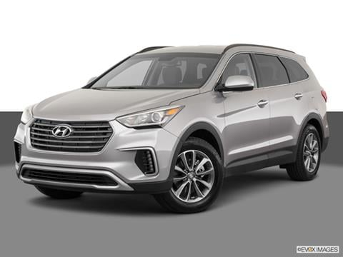 2019 Hyundai Santa Fe Xl Pricing Ratings Reviews Kelley Blue Book