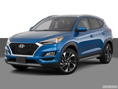 Hyundai Tucson Pricing Ratings Reviews Kelley Blue Book
