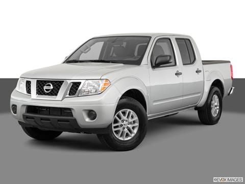 2019 Nissan Frontier Crew Cab Pricing Ratings Reviews Kelley