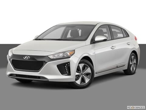 2019 Hyundai Ioniq Electric Pricing Ratings Reviews Kelley Blue
