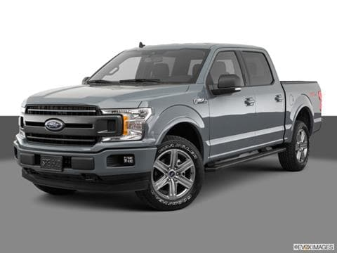2019 Ford F150 Supercrew Cab