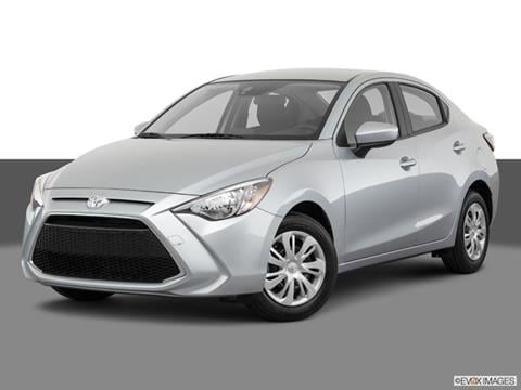 Toyota Yaris Pricing Ratings Reviews Kelley Blue Book