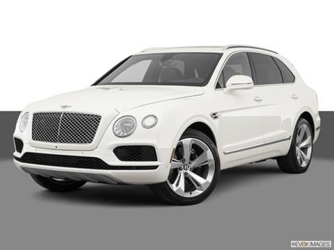 2018 Bentley Bentayga: Mulliner Version, Changes, PRice >> Bentley Bentayga Pricing Ratings Reviews Kelley Blue Book